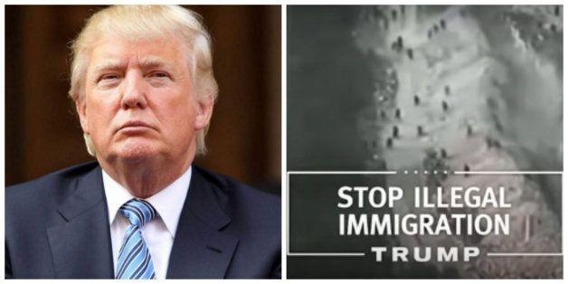 Présidentielle américaine: Le candidat républicain Donald Trump confond le Mexique avec le