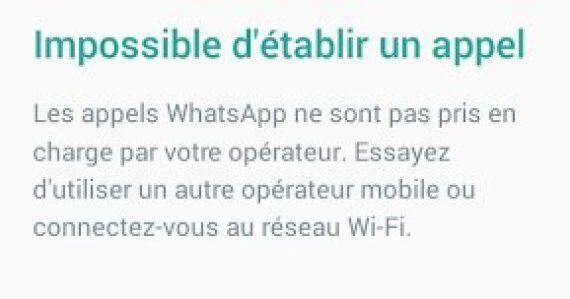 Des internautes marocains lancent des pétitions contre le blocage des appels sur WhatsApp, Skype ou