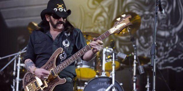 Lemmy Kilmister, le leader du groupe britannique Motörhead, est mort d'un