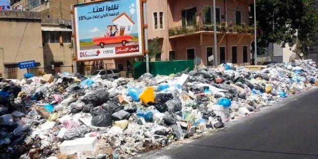 La contestation s'essouffle au Liban mais la crise des déchets