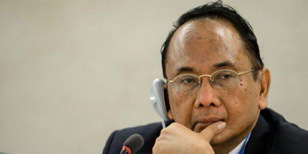 Le rapporteur spécial des Nations unies sur la situation des droits de l'Homme dans les territoires palestiniens...