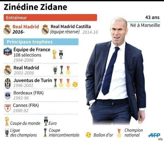 Espagne: Zidane appelé en sauveur au Real