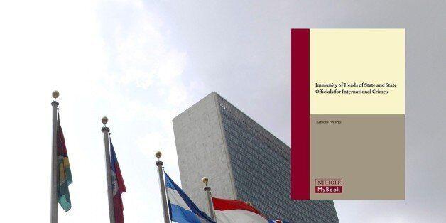 Le livre le plus recherché de la bibliothèque de l'ONU est une thèse sur l'immunité face aux crimes de