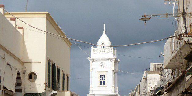 Souk in Tripoli,