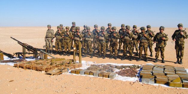 Mise en échec d'une tentative d'introduction d'armes à Adrar, des casemates détruites dans plusieurs...