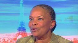 France: Christiane Taubira continue d'affirmer qu'elle est contre la déchéance de nationalité