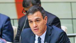 Pedro Sánchez critica el