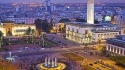 Casablanca, ville