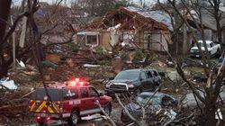 Tornades et tempêtes aux Etats-Unis: Au moins 28