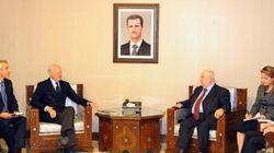 Damas veut voir la liste de la délégation d'opposants avant les