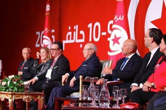 Tunisie: La présence de Rached Ghannouchi au congrès de Nida tounes fait