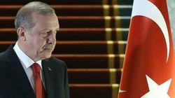 Erdogan dénonce comme une