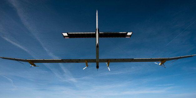 Solar Impulse 2 pourrait faire escale au Maroc lors de son premier tour du