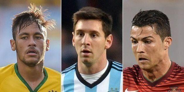 Ballon d'or 2015: Neymar sur le