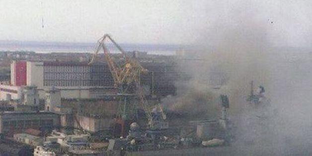 Russie: un mort et six blessés dans une explosion sur un chantier
