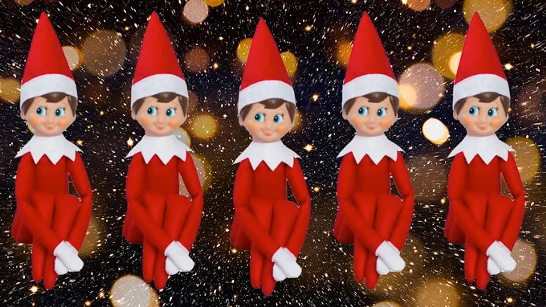 Elf On The Shelf Is Back For 2019 – And This Year, It's Cheaper