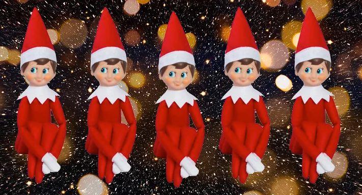 Elf On The Shelf/HuffPost UK