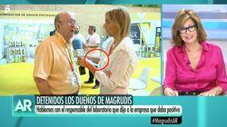 Un entrevistado deja sin palabras a Ana Rosa Quintana: mira lo que acaba de llevarse a la