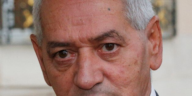 Winner of the Nobel Peace Prize Houcine Abassi secretary general of the Tunisian General Labour Union...