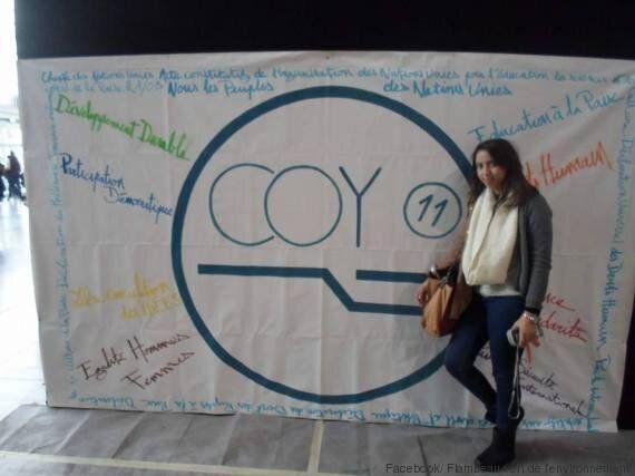 De retour à Constantine de la Conférence de la jeunesse sur le climat à Paris, Oumnya Cheriti a des projets...