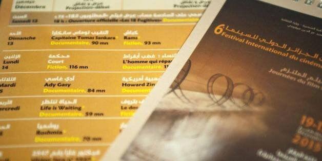 Ouverture du festival du cinéma engagé d'Alger: