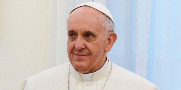 Le pape en