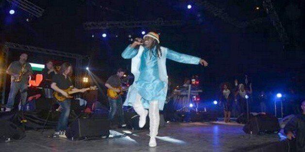 Dimajazz : du reggae et de la magie avec Alpha