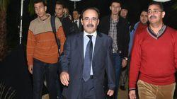 Ilyas El Omari du PAM présente son groupe de presse en grande