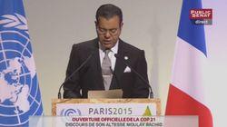 Le Maroc à la COP21: