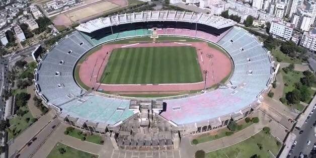 Casablanca: Le stade Mohammed V va faire peau
