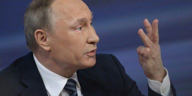 Poutine: les frappes russes en Syrie aident Assad et l'opposition