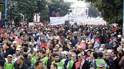 Casablanca: Quatre centrales syndicales manifestent contre la politique du