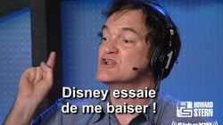 Quentin Tarantino est furieux contre Disney et