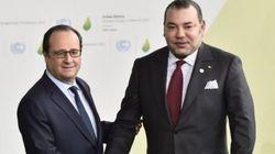 COP21: Le roi Mohammed VI visite le pavillon