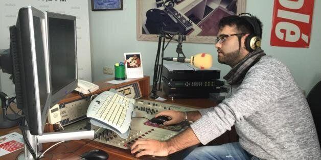 Un Marocain demande l'aide d'une radio espagnole pour rendre un portefeuille