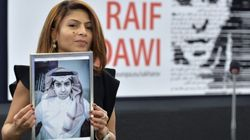 Le prix Sakharov remis à la femme d'un blogueur saoudien