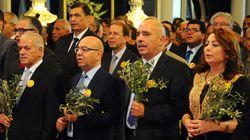 Tunisie: Les lauréats Nobel de la paix disent leur foi dans le dialogue, y compris en