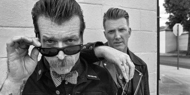 Attentats du 13 novembre: Les Eagles of Death Metal joueront avec U2 à