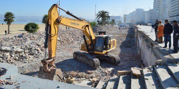 Tanger: Les boîtes de nuit de la corniche ont laissé placé aux