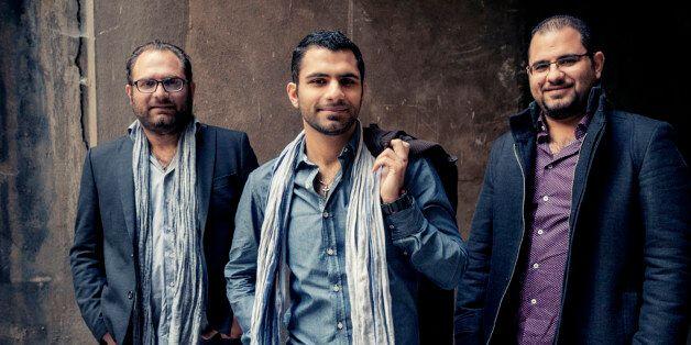 Le trio de musiciens Khoury project en tournée nationale du 5 au 10