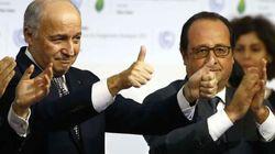 COP21: Adoption d'un accord historique pour limiter le réchauffement