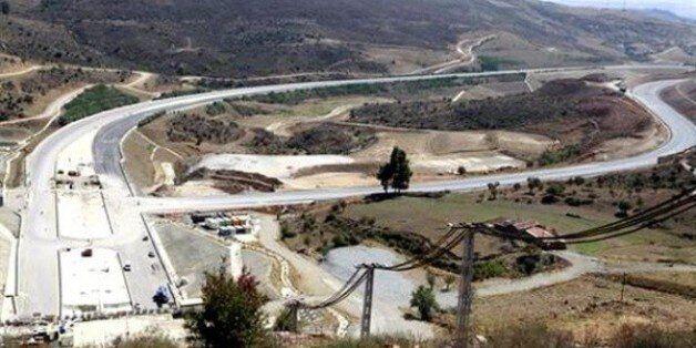 Autoroute Est-ouest : mise en service du contournement de Djebel Ouahch, à
