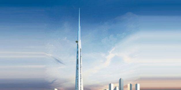 Gratte-ciel: Le Kingdom Tower d'Arabie Saoudite va détrôner Burj