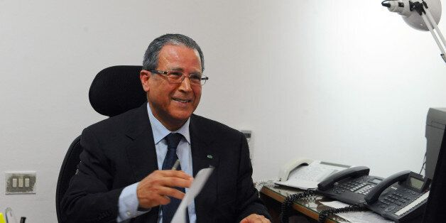Rafik Chelly, the Tunisian Secretary of State for Security Affairs , answers The Associated Press in...