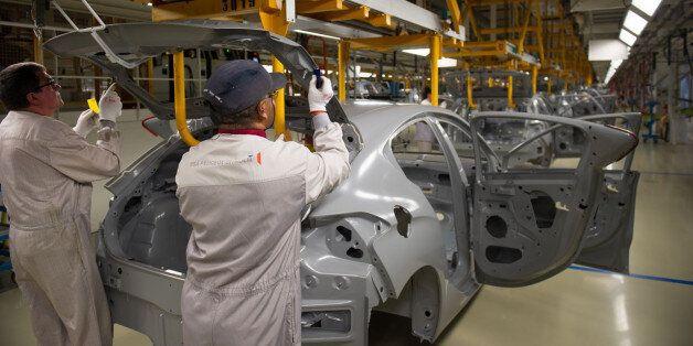 Automobile: Les équipementiers chinois intéressés par le marché