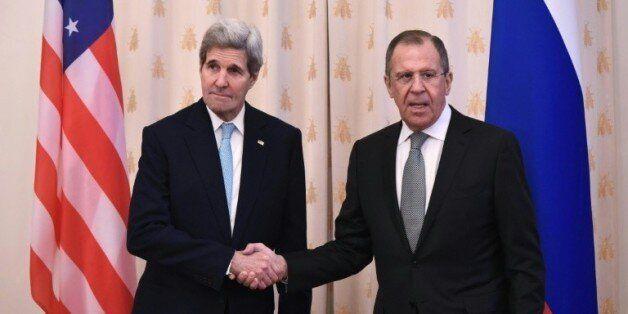Syrie: début des pourparlers entre Kerry et Lavrov à