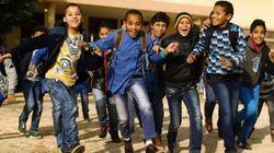Les écoliers de Benghazi bravent les combats pour aller à
