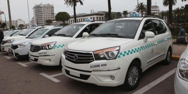 Renouvellement des grands taxis: 6.600 demandes