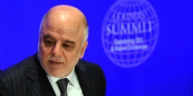 Le Premier ministre irakien Haider al-Abadi, le 29 septembre 2015 à New