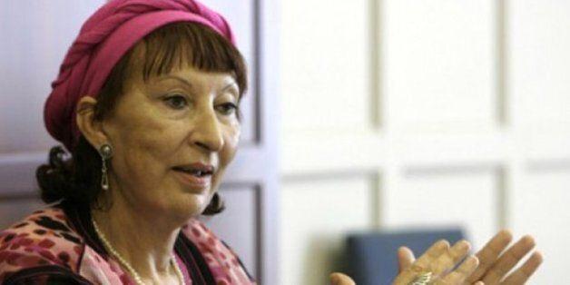 Une icône du féminisme marocain a tiré sa